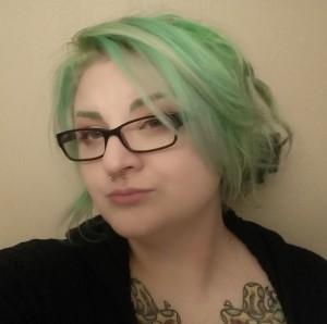 Ann Arbor Paranormal Research society investigator Faye